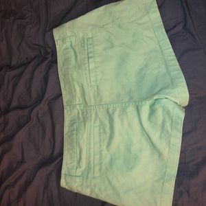 Volcom shorts size 9. Never worn.